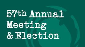 57th Annual Meeting & Election
