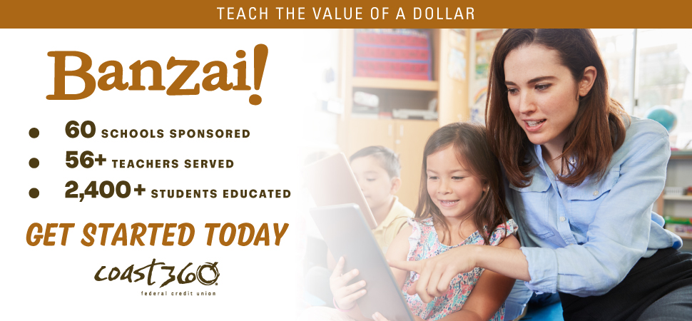 Banzai: Teach the value of a dollar