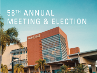 58th Annual Meeting &  Election